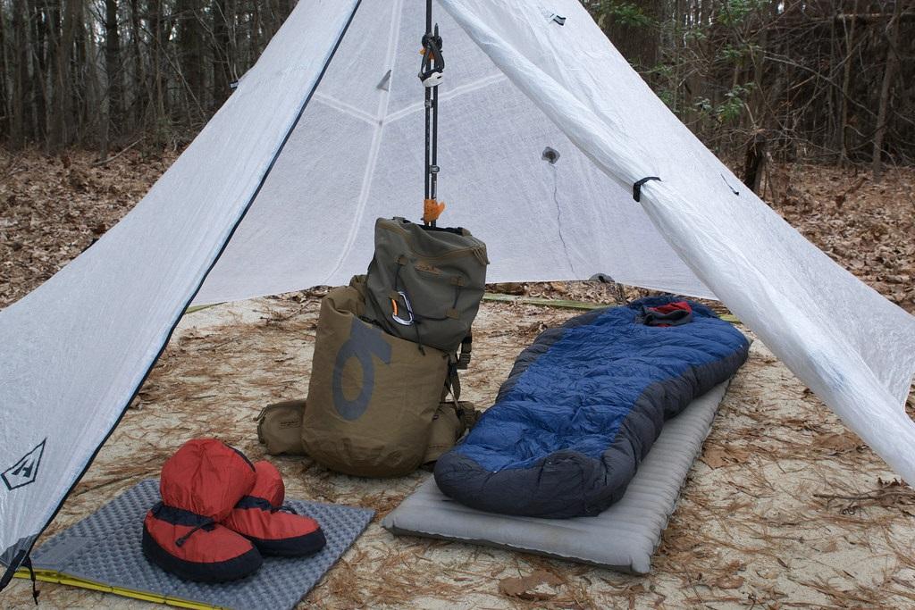 Camping Sleeping