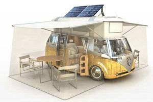 camping in a van tips