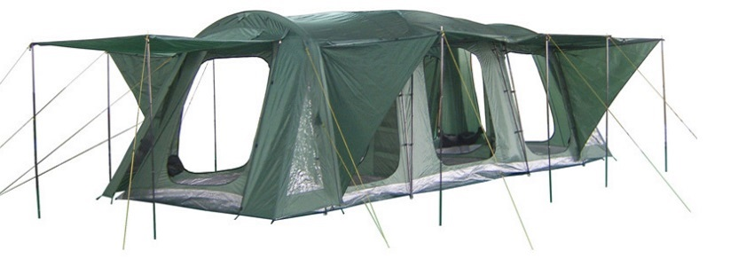 gettsburg 12 person family tent