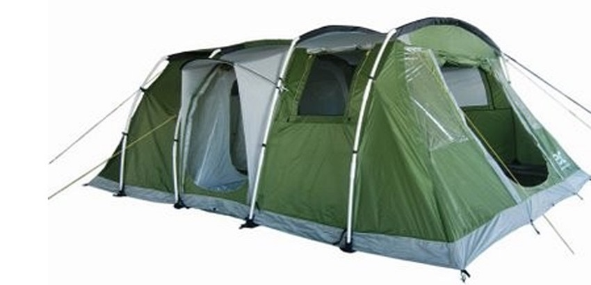 modular tent for families