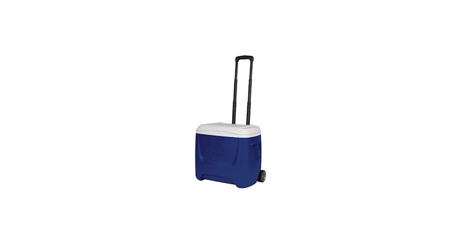 Igloo Island Breeze Roller Cooler