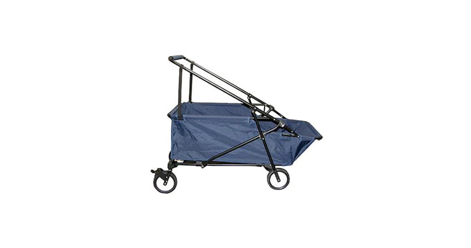 Impact Canopy Folding Wagon