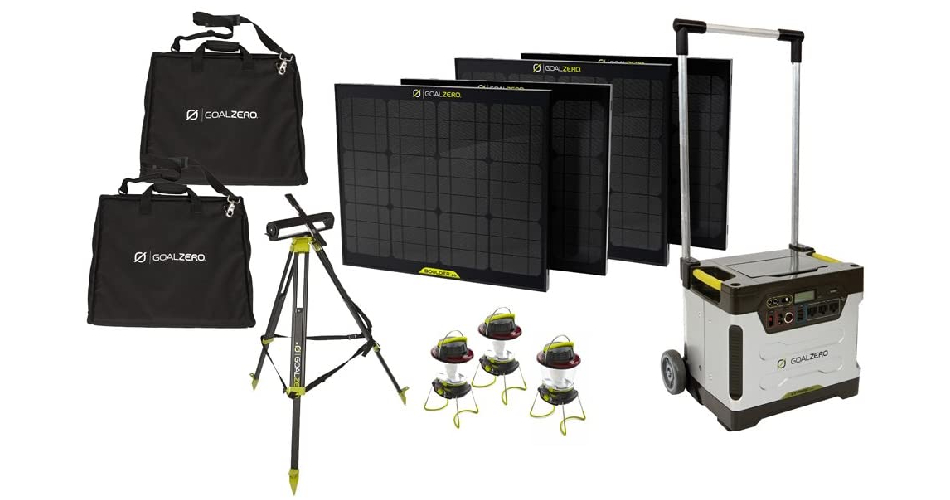 Best Solar Portable Generators – The Future Of Emergency Power